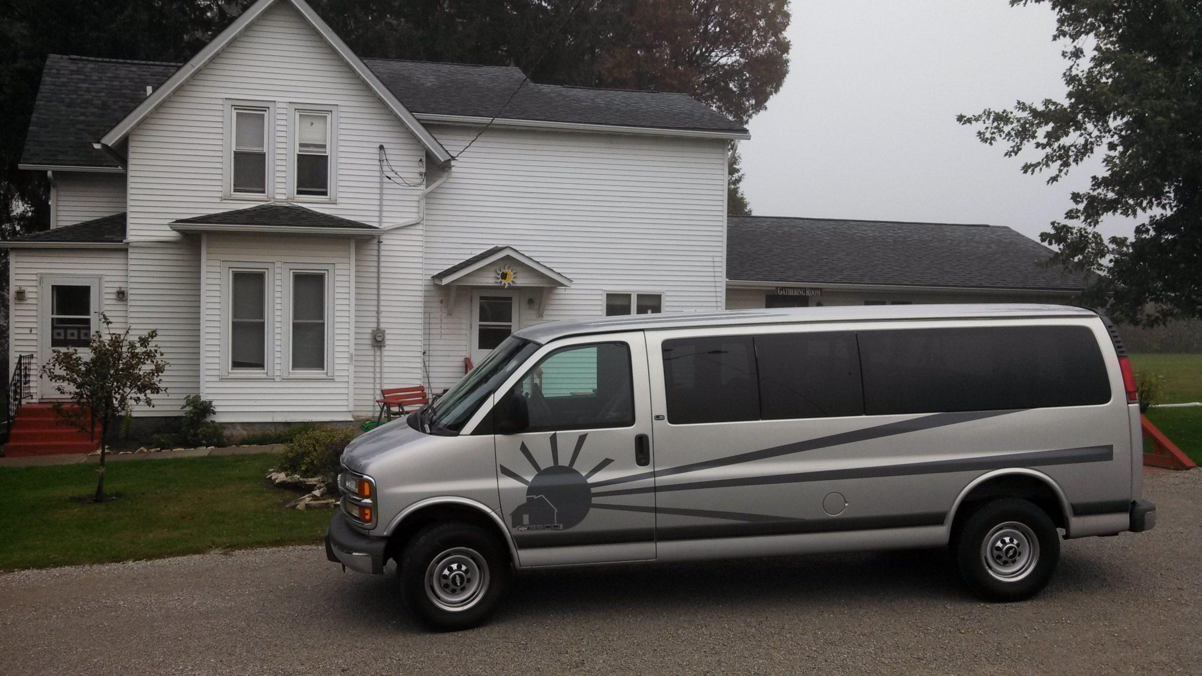 SRCF Van