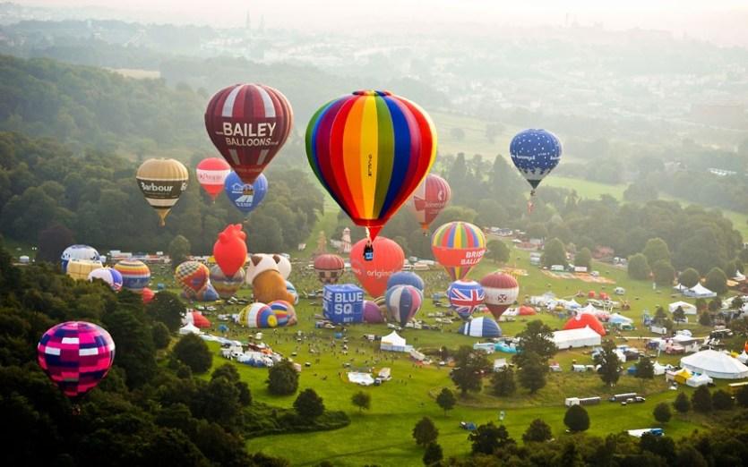 布里斯托气球节