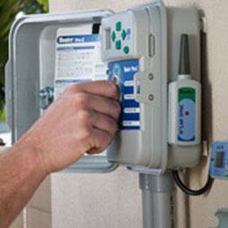 Sprinkler System Control Panel Repair St. Petersburg