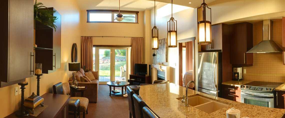 2 Bedroom Waterfront Villas