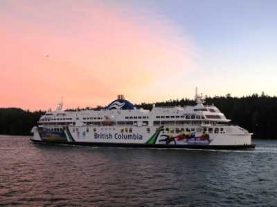 BC Ferries Special