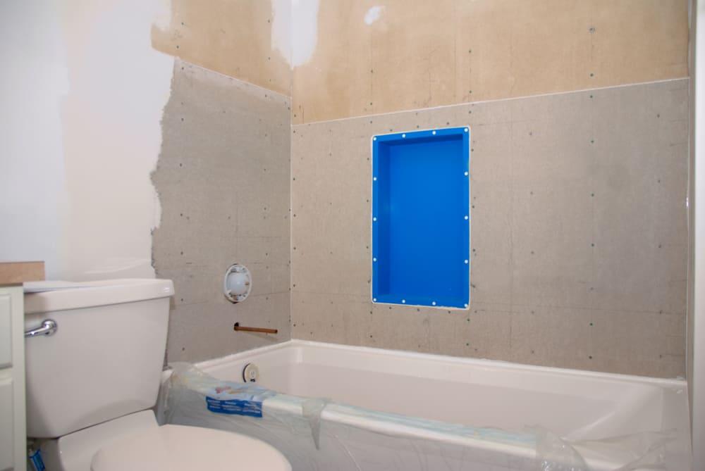 bathroom drywall types benefits