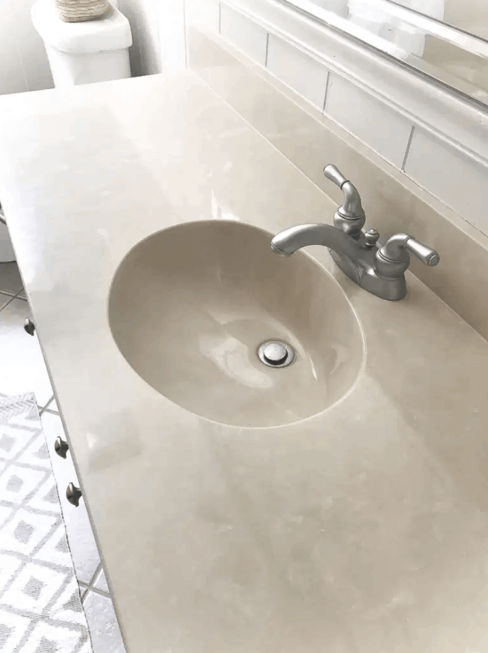 27 homemade bathroom sink plans you can