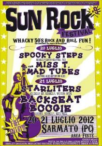 2012 Manifesto Sun Rock