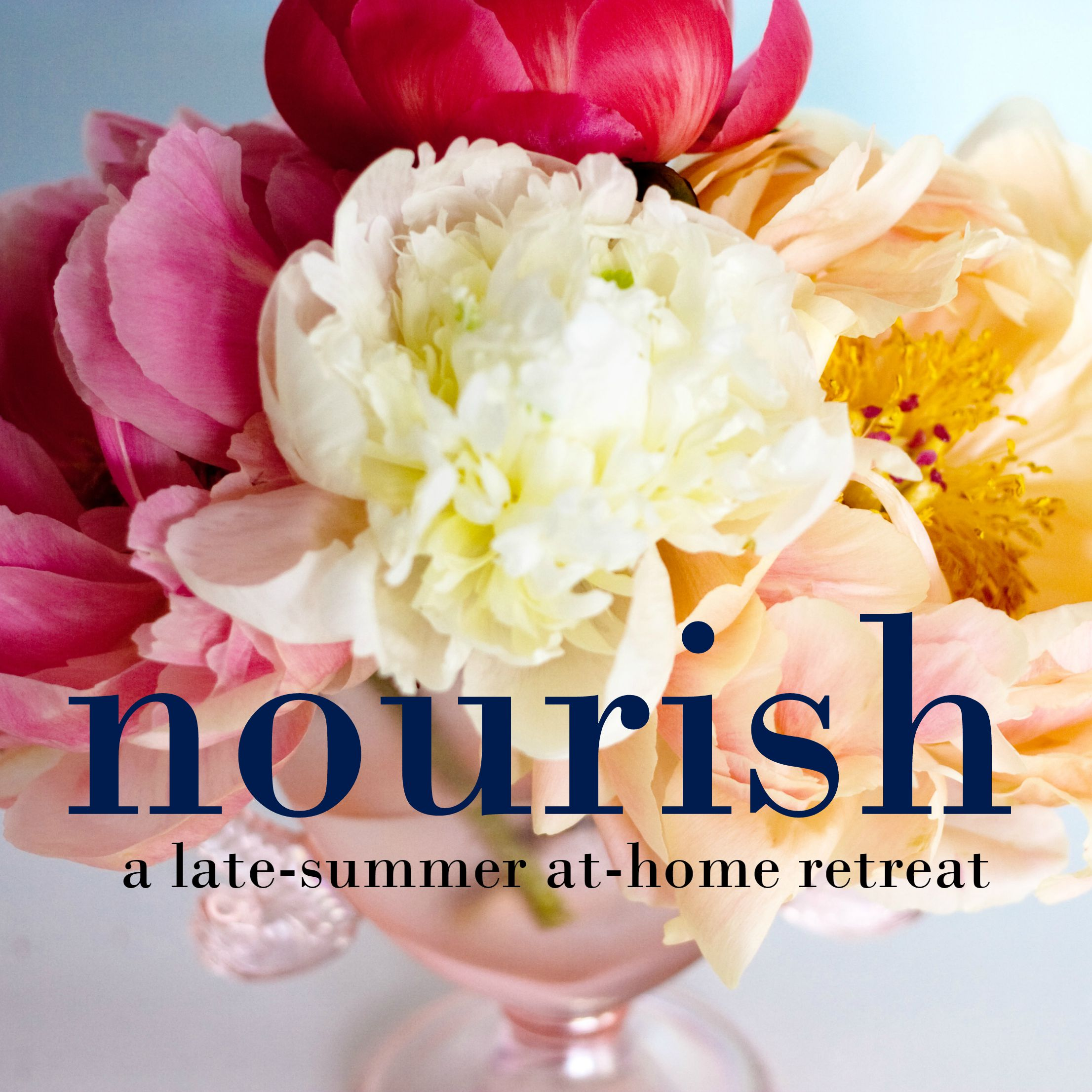 nourish to the core with restorative & yin yoga sessions, recipes and more