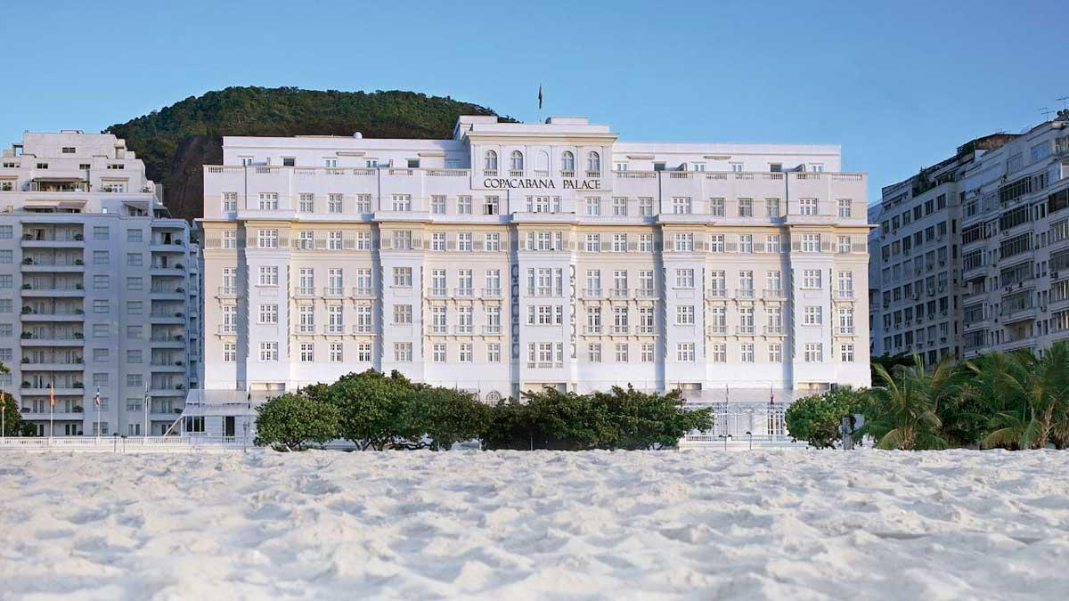 Luxury Hotels in Rio de Janeiro, Top 4 Luxury Hotels in Rio de Janeiro, Brazil