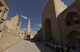 özbekistan manzaralar - hiva