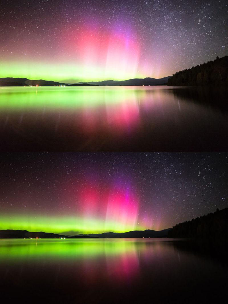 Camera Settings Northern Lights