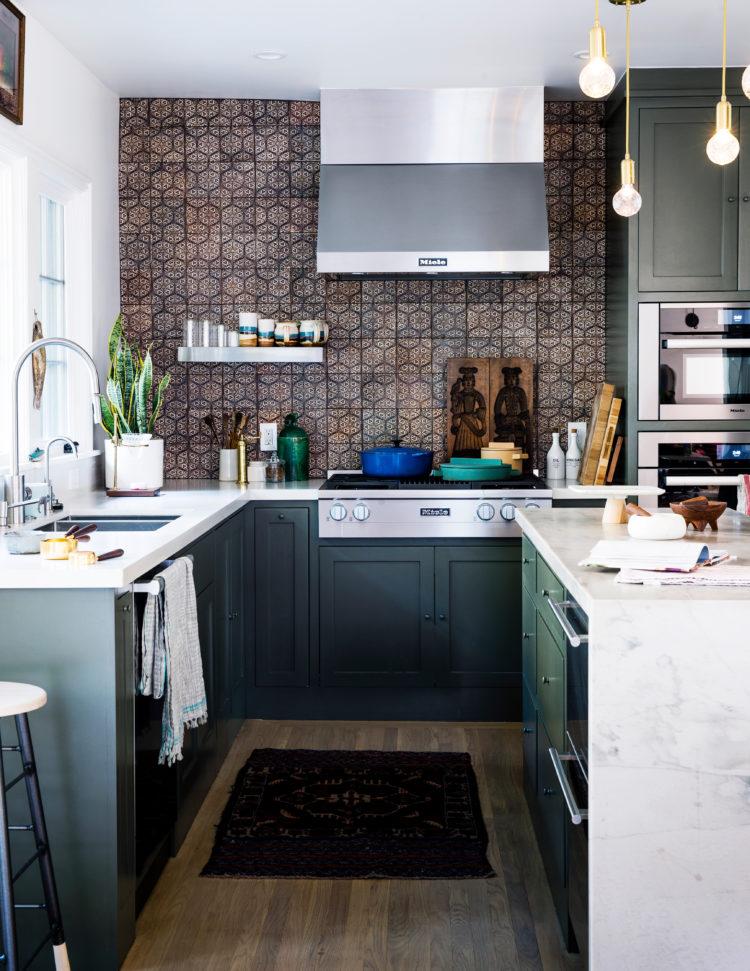 Fresh Modern Kitchen Cabinet Design Ideas Sunset Magazine