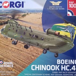 AA34214 Boeing Chinook