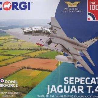 corgi AA35415 Sepcat Jaguar
