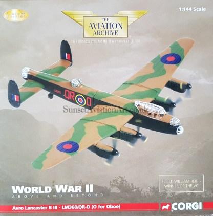 AA30204 Avro Lancaster B III