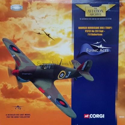 Corgi 49103 Hawker Hurricane Mk I