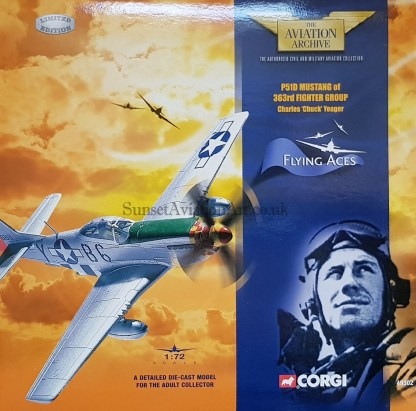 Corgi 49302 P-51 D Mustang