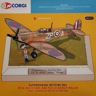 Corgi AN31919 Supermarine Spitfire