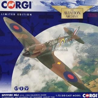 Corgi AA39210 Spitfire Mk I