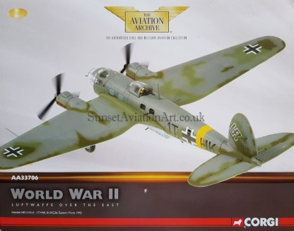 corgi AA33706 Heinkel He