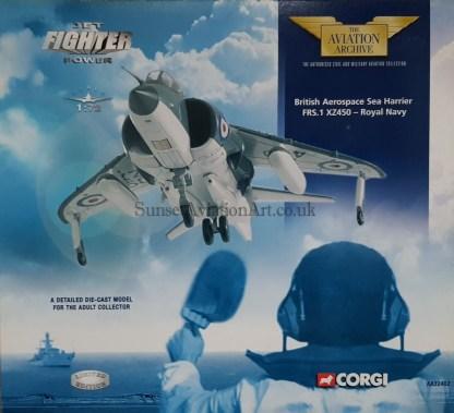 AA32402 Sea Harrier