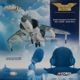 corgi AA32402 Harrier