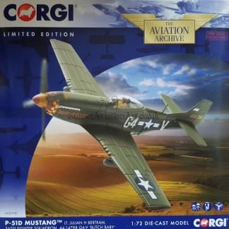 corgi AA27701 P-51 Mustang