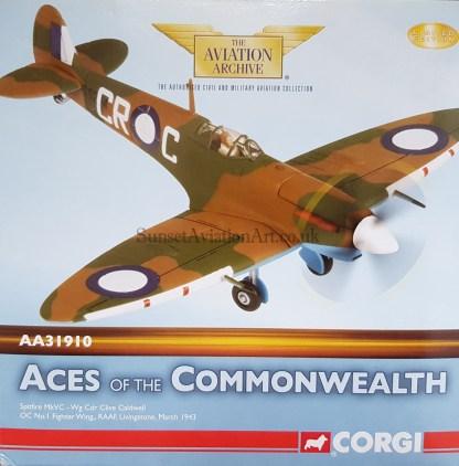 AA31910 Spitfire MK VC