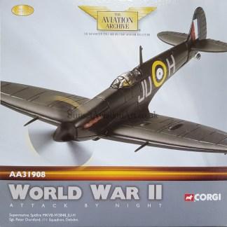 AA31908 Spitfire corgi