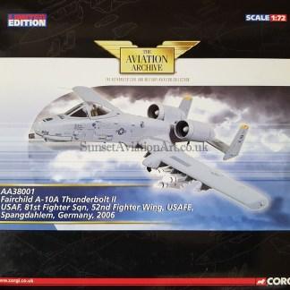 Corgi AA38001 Thunderbolt