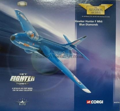 Corgi AA32701 Hunter