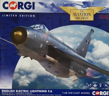 AA28401 English Electric Lightning F.6