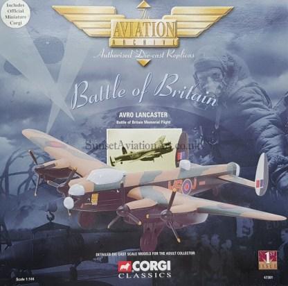 Corgi 47301 Avro Lancaster