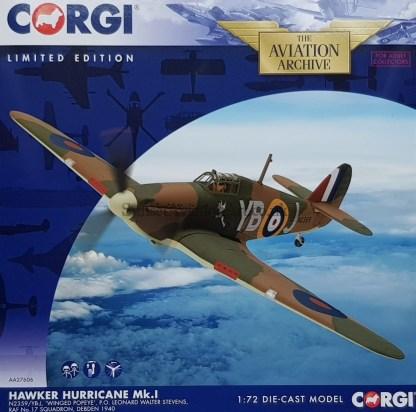 AA27606 Corgi Hawker Hurricane