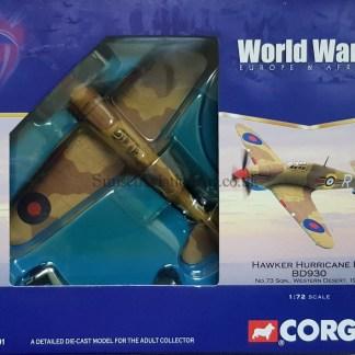 Corgi AA30701 Hawker Hurricane