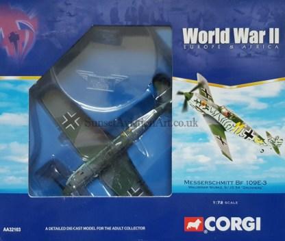 Corgi AA32103 Messerschmitt Bf 109 E - 3