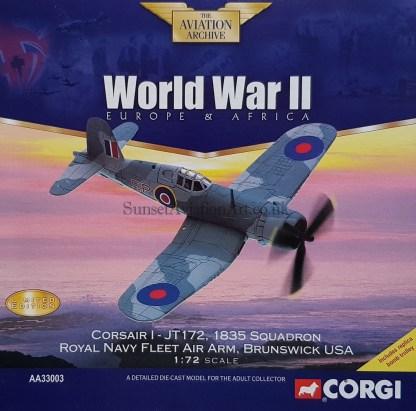 Corgi AA33003 Corsair