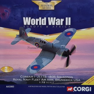 AA33003 Corsair I - JT 172