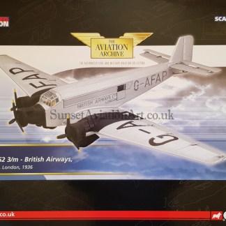 Corgi AA36903 Junkers JU 52