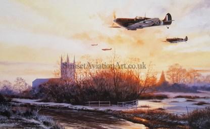 Dawn's First Light-Spitfire
