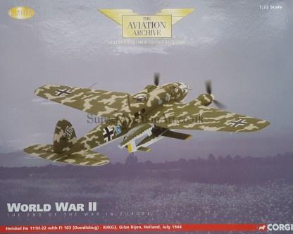 AA33707 Corgi He 111