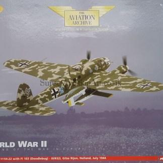 Heinkel He 111 Corgi AA33707