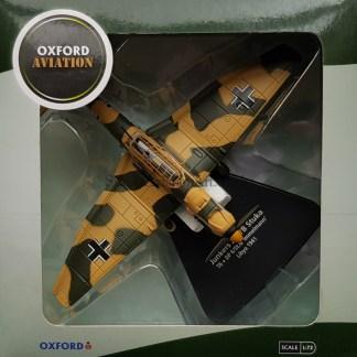 AC085 Junkers Ju 87 B Stuka Oxford Aviation