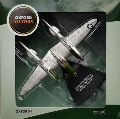 AC081 P-38 J Lightning Oxford Aviation