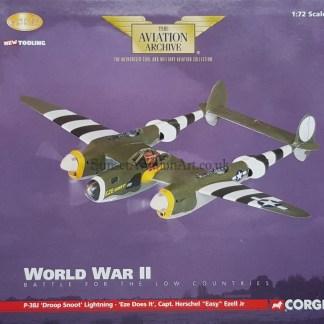 P-38 Lightning Corgi AA36602
