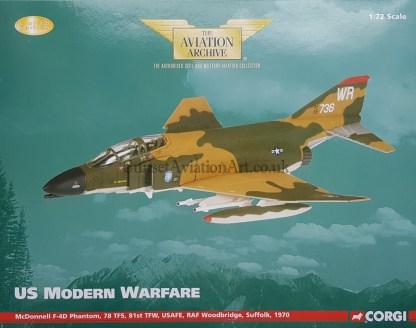 AA33218 Corgi McDonnell F-4D Phantom
