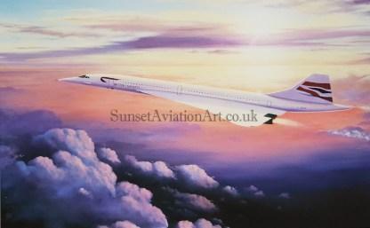 Atlantic Crossing-Concorde