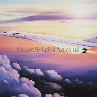 Atlantic Crossing-Concorde