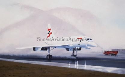 Concorde - The Last Goodbye