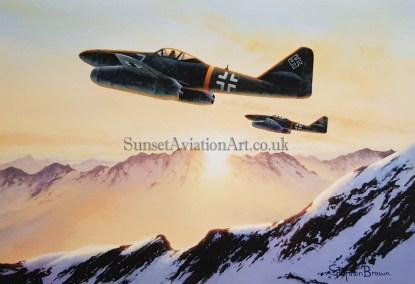 Stormbirds Rising-Me-262