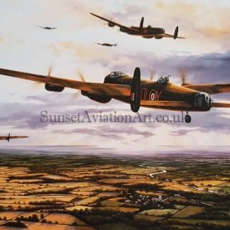 Pathfinders Away-Lancaster