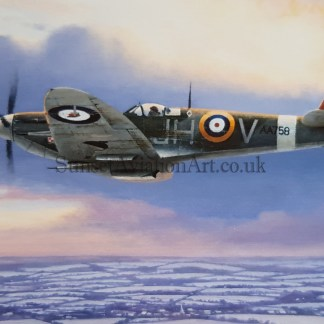 Spitfire Legend-Stephen Brown