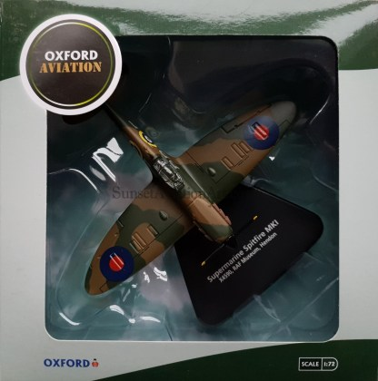 Supermarine Spitfire Mk I AC087 Oxford Aviation